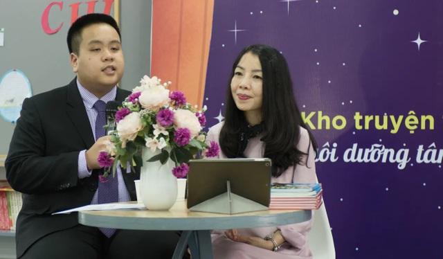 Mẹ Đỗ Nhật Nam chia sẻ 5 bí quyết để trẻ đối mặt với web xấu - 2