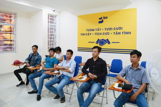 """Ba tháng """"bứt tốc"""" của ứng dụng """"be"""" trên thị trường gọi xe công nghệ Việt - 2"""