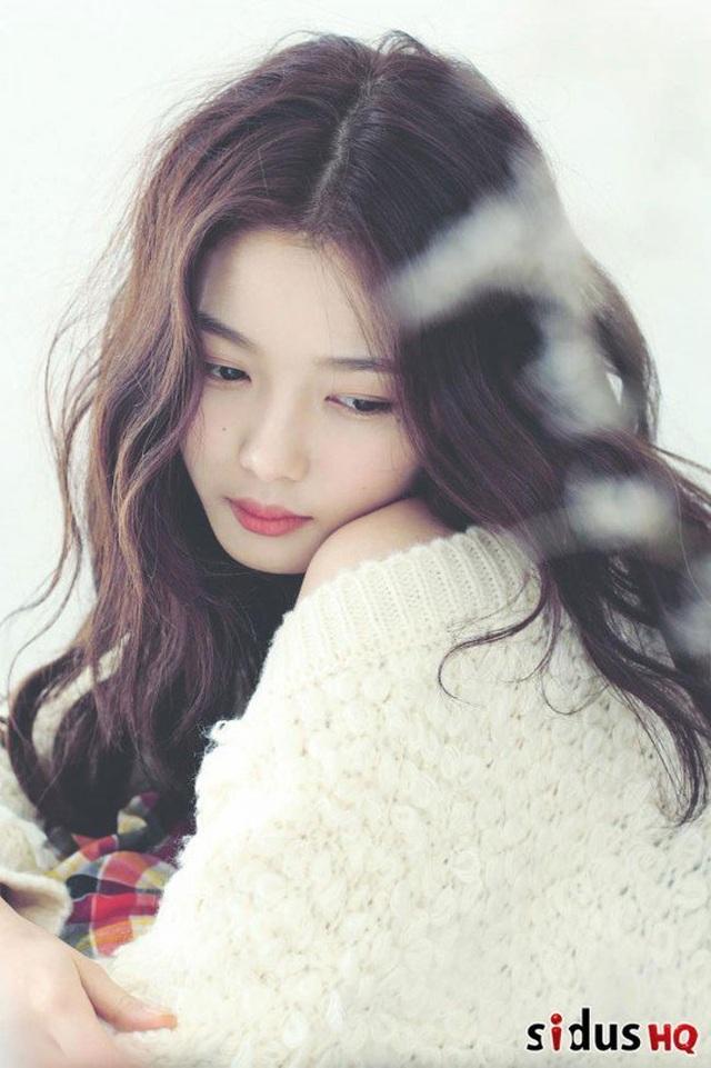 Cách chăm da của cô gái 19 tuổi xinh nhất xứ Hàn - 13
