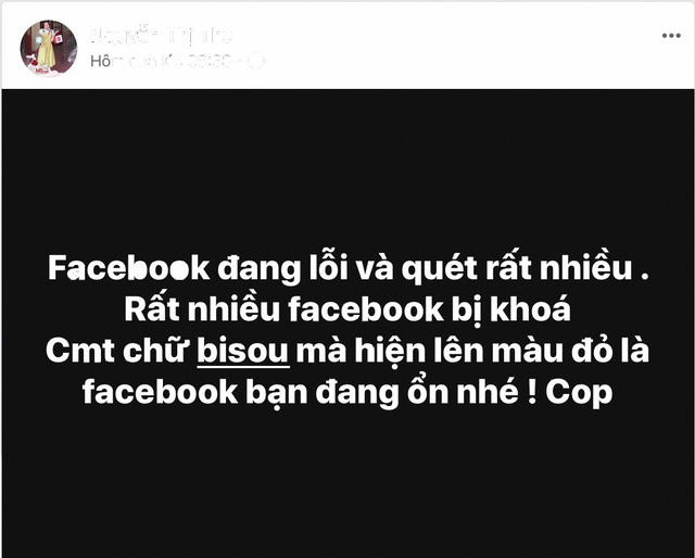 Cảnh giác trào lưu kiểm tra độ an toàn lan truyền trên Facebook - 2