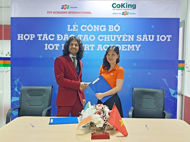 FPT Education ra mắt Học viện IoT đầu tiên tại Việt Nam - 2