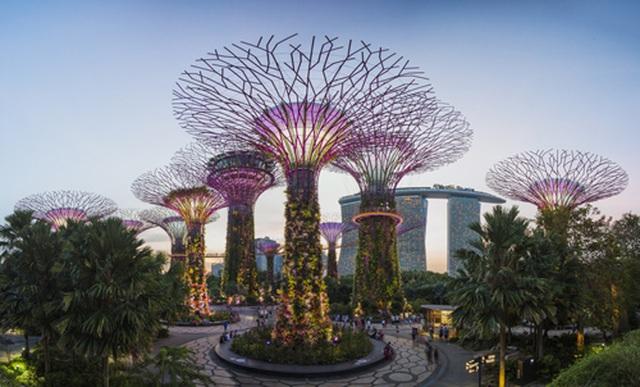 Giá vé ưu đãi đặc biệt bay đến Singapore tại ngày hội iLoveSQ - 2