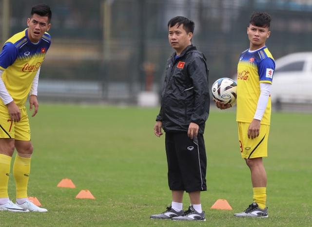 Quang Hải, Đình Trọng kịp hồi phục chấn thương trước vòng loại U23 châu Á - 1