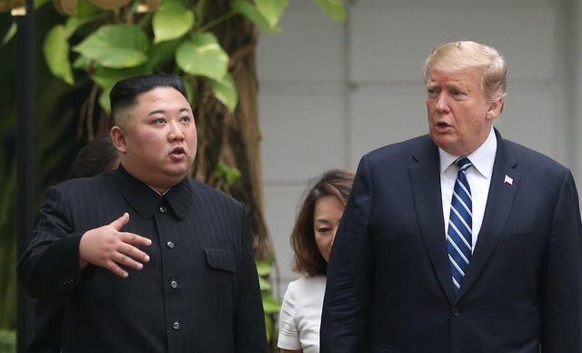 """Triều Tiên nói Mỹ đánh mất """"cơ hội vàng"""" tại thượng đỉnh lần hai - 2"""