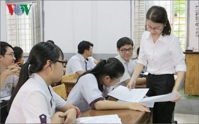 Làm gì để giảm gian lận trong kỳ thi THPT Quốc gia năm 2019? - 1..jpg