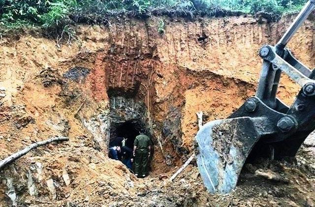 Thông tin chính thức vụ sập hầm mỏ khiến 3 người tử vong - 1
