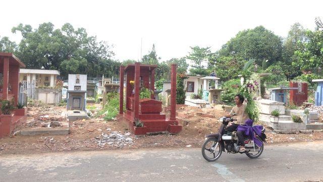 TPHCM xem xét xây dựng nghĩa trang tại huyện Cần Giờ - 1