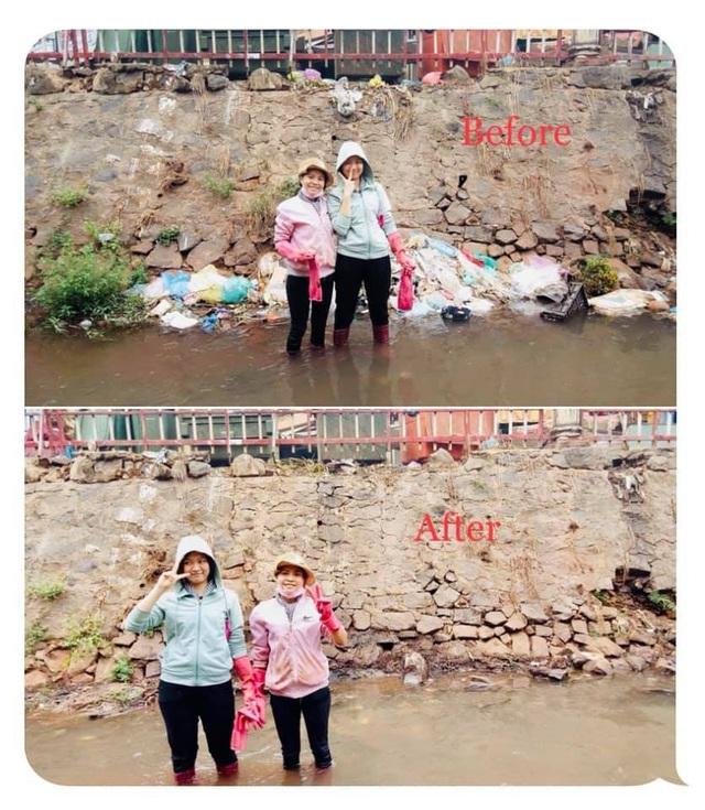 """Người Việt """"đua nhau"""" dọn rác hưởng ứng trào lưu gây """"sốt"""" mạng - 2"""