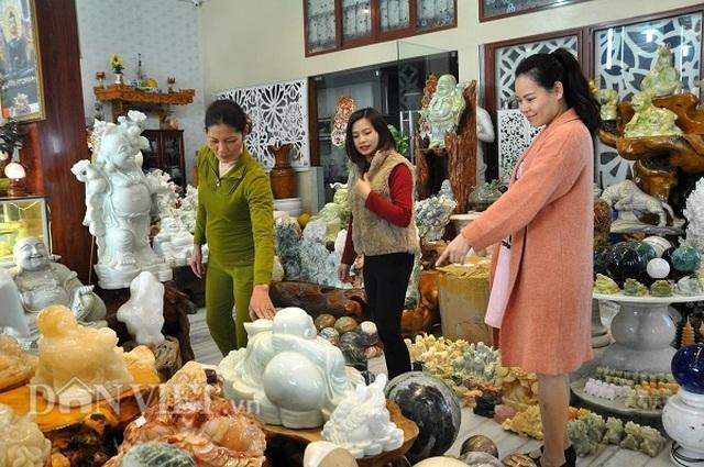 Yên Bái: Cả làng thành triệu phú, tỷ phú với nghề ...lách cách thành tượng - 8