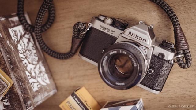 Chùm ảnh ấn tượng được chụp từ công nghệ máy ảnh cũ kỹ - 1