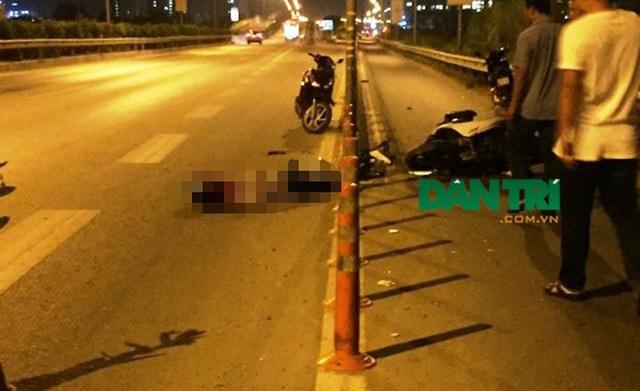 Lại tai nạn chết người vì lao vào dải phân cách trên cao tốc TPHCM - Long Thành - Dầu Giây - 2
