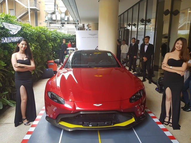 Thương hiệu Aston Martin chính thức có mặt tại Việt Nam - 8