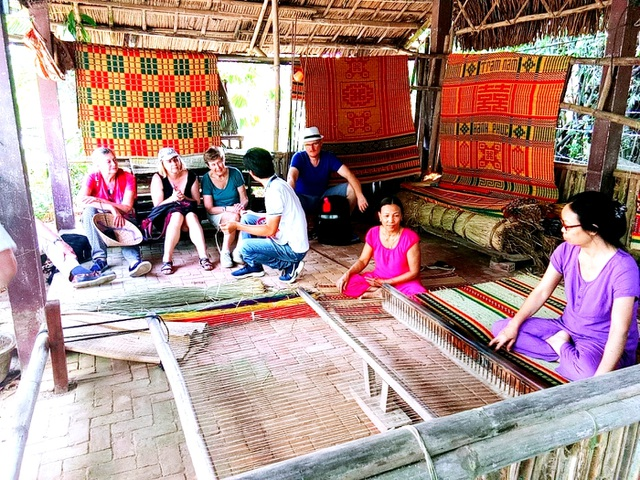 Khám phá làng quê Triêm Tây Quảng Nam