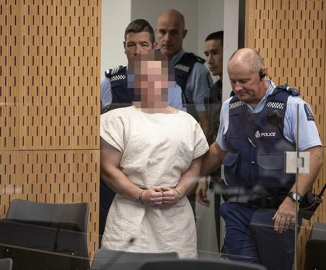 Nghi phạm phát trực tiếp 17 phút xả súng ở New Zealand ra hầu tòa - 3