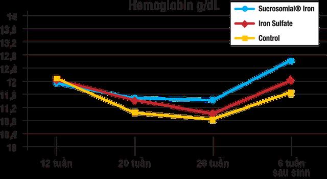 Sucrosomial – Công nghệ đột phá mới trong hỗ trợ điều trị thiếu máu do thiếu sắt - 2