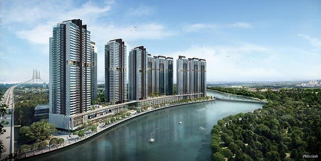 Bất động sản Việt Nam đang hút sự chú ý lớn từ nhà đầu tư nước ngoài - 1