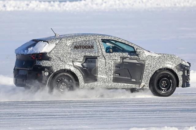 Ford gấp rút chạy thử mẫu miniSUV thay thế EcoSport - 2