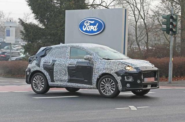 Ford gấp rút chạy thử mẫu miniSUV thay thế EcoSport - 4