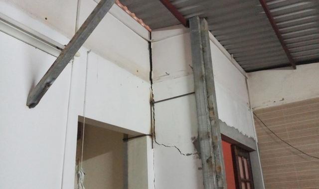 Huế: Bế tắc thoả thuận đền bù tại dự án làm sập trần nhà đè cụ bà 86 tuổi bất tỉnh - 2