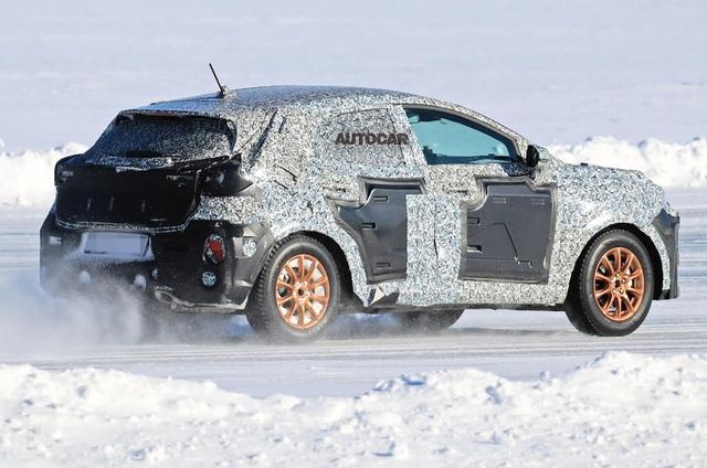 Ford gấp rút chạy thử mẫu miniSUV thay thế EcoSport - 3