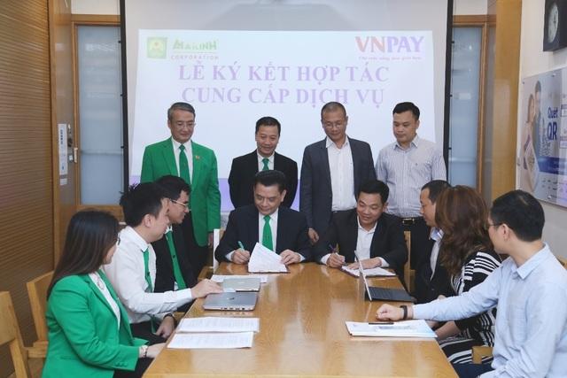 """Taxi Mai Linh """"chiều khách"""" tích hợp công nghệ thanh toán qua mã VNPAY-QR - 2"""