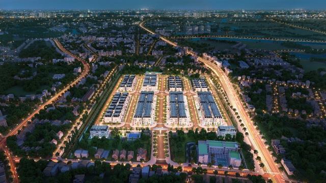 Tiềm năng tăng giá hấp dẫn của Central City Uông Bí - 1