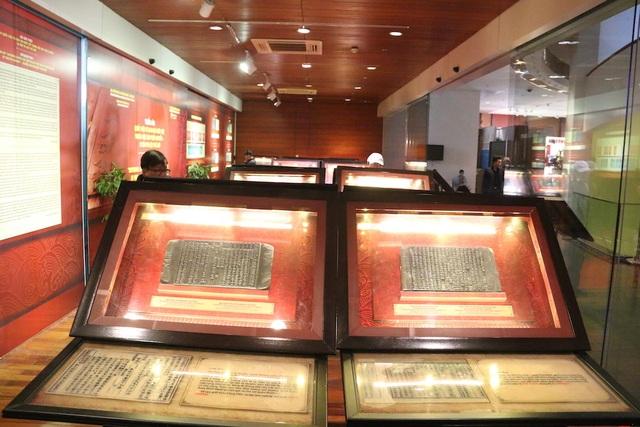 Quốc hiệu và kinh đô nước Việt trong mộc bản Triều Nguyễn - 2