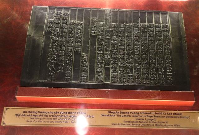 Quốc hiệu và kinh đô nước Việt trong mộc bản Triều Nguyễn - 7