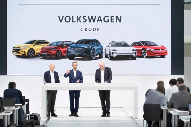 Volkswagen quyết chơi lớn với xe chạy điện   - 1