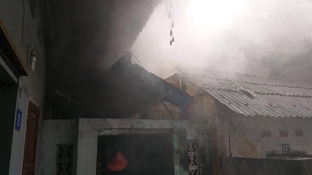Cháy lớn tại khách sạn ở Hải Phòng, một người tử vong - 3