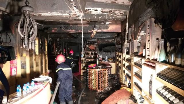 Cháy lớn tại khách sạn ở Hải Phòng, một người tử vong - 5