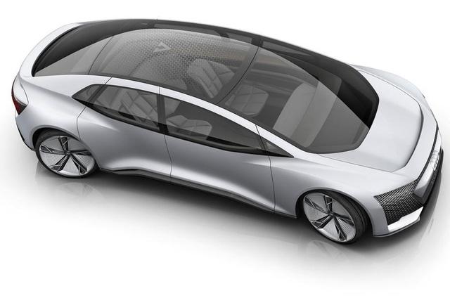 Audi hé lộ phong cách thiết kế mới - 2