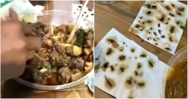 Bất ngờ tìm thấy hơn 40 con gián chết trong món vịt mua ở cửa hàng - 4