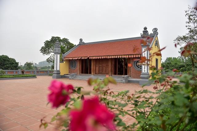 Toàn cảnh chùa Trung Tiết - nơi lưu giữ nhiều giá trị văn hóa lịch sử - 14