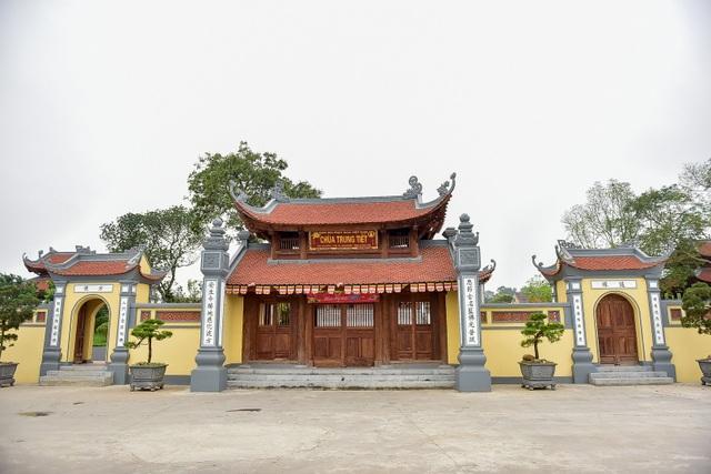 Toàn cảnh chùa Trung Tiết - nơi lưu giữ nhiều giá trị văn hóa lịch sử - 2