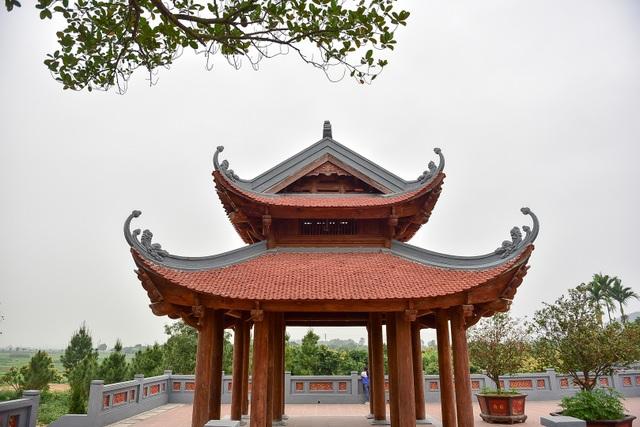 Toàn cảnh chùa Trung Tiết - nơi lưu giữ nhiều giá trị văn hóa lịch sử - 15