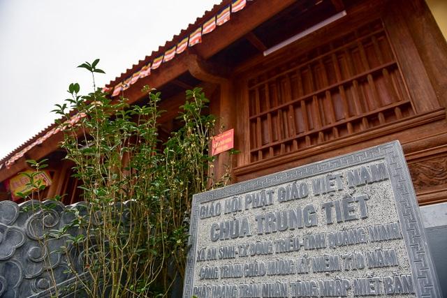 Toàn cảnh chùa Trung Tiết - nơi lưu giữ nhiều giá trị văn hóa lịch sử - 3