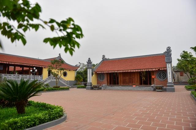 Toàn cảnh chùa Trung Tiết - nơi lưu giữ nhiều giá trị văn hóa lịch sử - 10