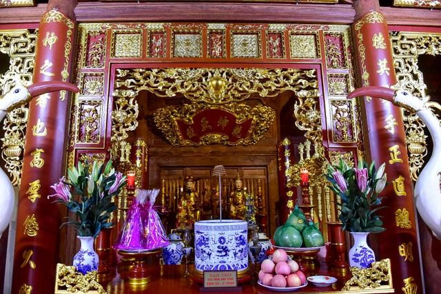 Toàn cảnh chùa Trung Tiết - nơi lưu giữ nhiều giá trị văn hóa lịch sử - 9