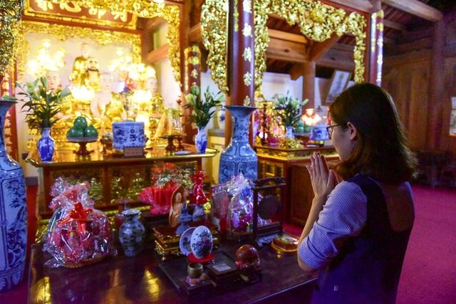 Toàn cảnh chùa Trung Tiết - nơi lưu giữ nhiều giá trị văn hóa lịch sử - 16