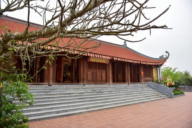 Toàn cảnh chùa Trung Tiết - nơi lưu giữ nhiều giá trị văn hóa lịch sử - 4