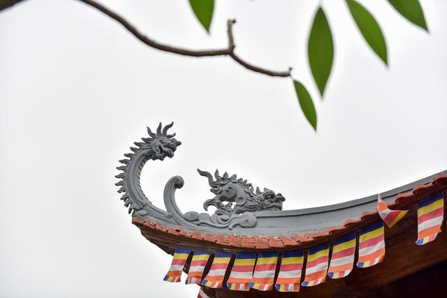 Toàn cảnh chùa Trung Tiết - nơi lưu giữ nhiều giá trị văn hóa lịch sử - 8