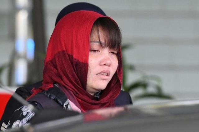 Luật sư Malaysia: Cần công bố lý do Đoàn Thị Hương không được tha bổng - 1