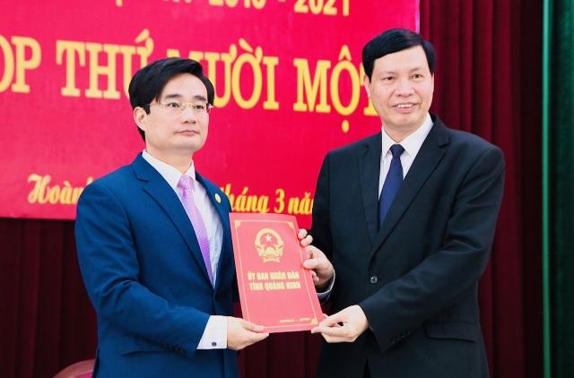 Thêm một huyện nhất thể hóa Bí thư và Chủ tịch UBND - 1