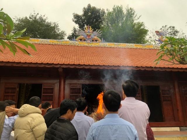 Hàng ngàn người dự Lễ hội ở ngôi đền thờ nàng Nang Phốm Hóm - 16