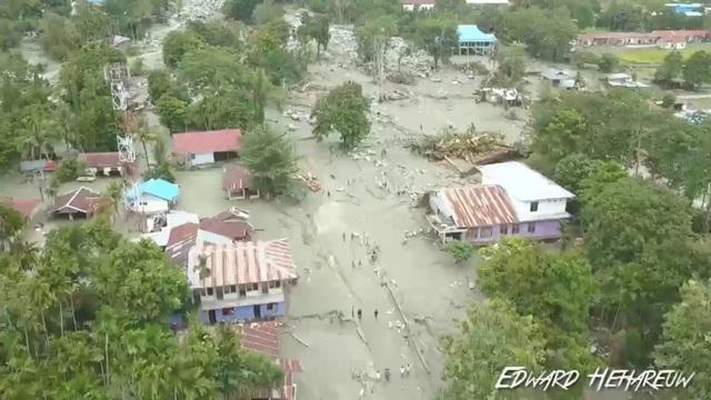 Lũ quét kinh hoàng tại Indonesia, ít nhất 63 người thiệt mạng - 3