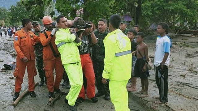 Lũ quét kinh hoàng tại Indonesia, ít nhất 63 người thiệt mạng - 10