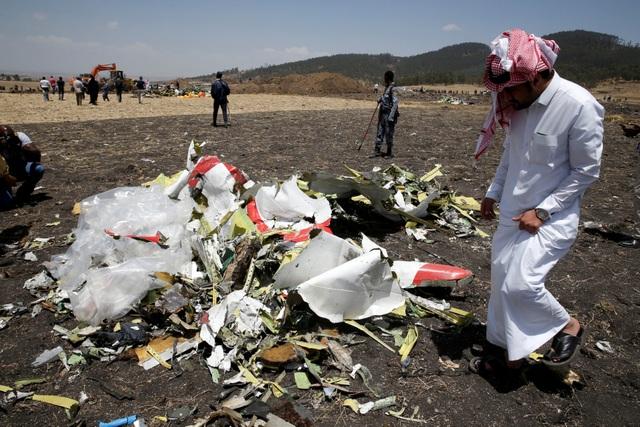 Hé lộ thêm đoạn hội thoại từ buồng lái máy bay Ethiopia trước khi rơi - 1