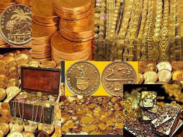 Phát hiện kho báu trị giá hàng tỷ đô la tại một ngôi đền ở Ấn Độ - 3