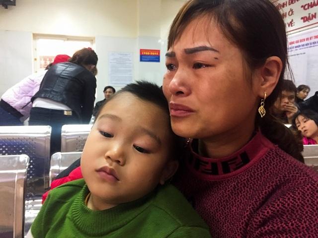Hàng loạt trẻ Bắc Ninh dương tính với sán lợn, phụ huynh bật khóc - 3